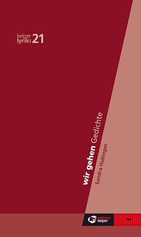 Rot und rosa Buchcover.
